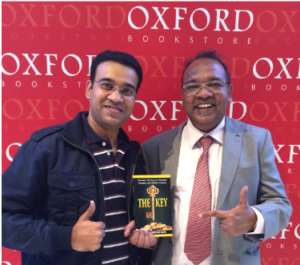 Launch of Book