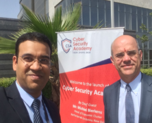 Cyber Security Academy in association with NASSCOM