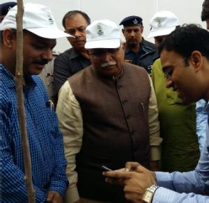 Paudhagiri project launch by Hon'ble CM